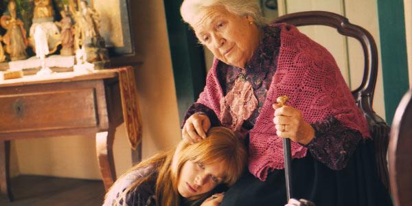 Helena Morley com a avó Dona Teodora