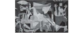 Questões de vestibular sobre vanguardas europeias - Guernica