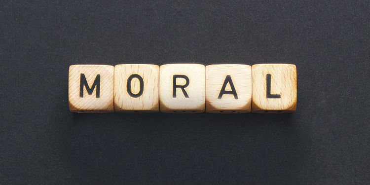 Questões de vestibular sobre ética e moral