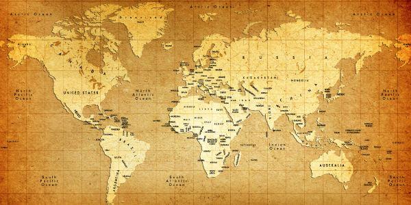 como estudar geografia para o ENEM