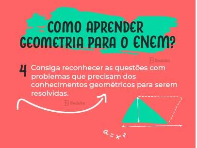 conhecimento geométrico