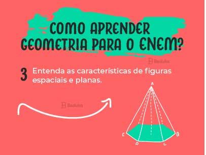 geometria para o enem figuras espaciais e planas