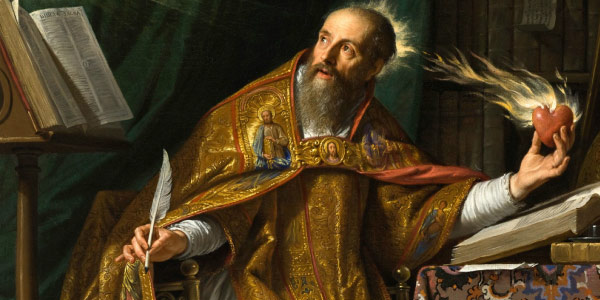 As principais ideias de Santo Agostinho