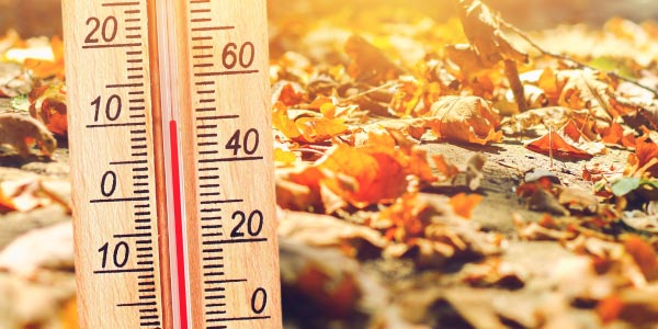 Exercícios resolvidos sobre temperatura