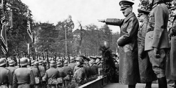 Questões do ENEM sobre a Segunda Guerra Mundial