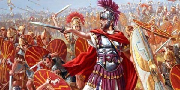 Questões de vestibular sobre Roma antiga