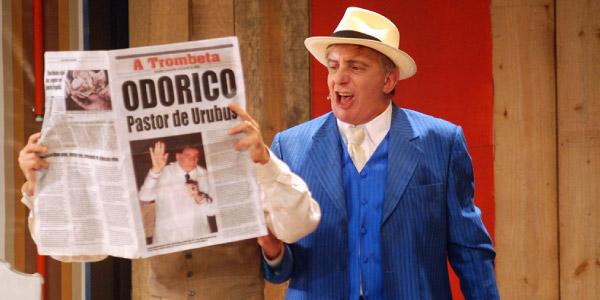 neco pereira critica odorico paraguaçu no jornal a trombeta