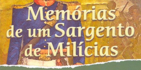 Resumo do livro Memórias de um Sargento de Milícias