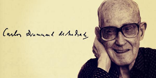 Carlos Drummond de Andrade autor de Alguma Poesia