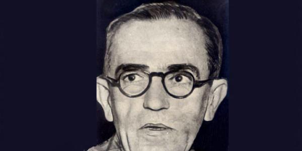 Graciliano Ramos autor de Vidas Secas