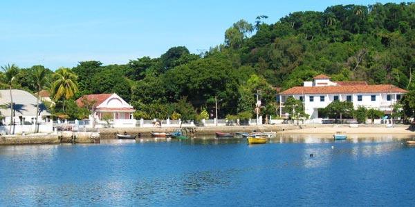 Ilha de Paqueta no Resumo e Análise de A Moreninha