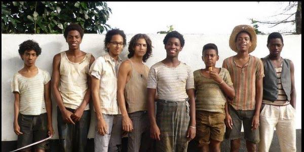 Os capitães da areia de Jorge Amado Resumo Beduka
