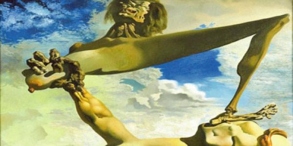 Surrealismo de Salvador Dalí em exercícios resolvidos de vanguarda europeia