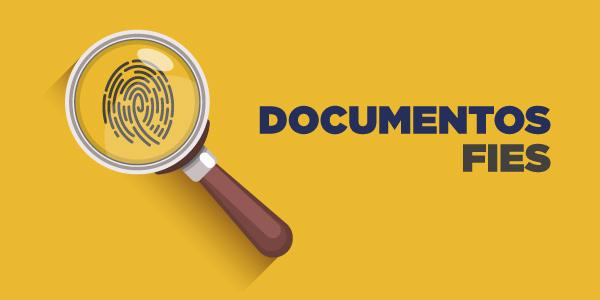 Documentos do Fies