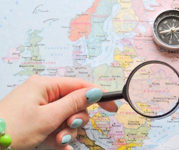 Exercícios sobre Cartografia