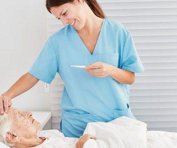 Nota de corte para Enfermagem