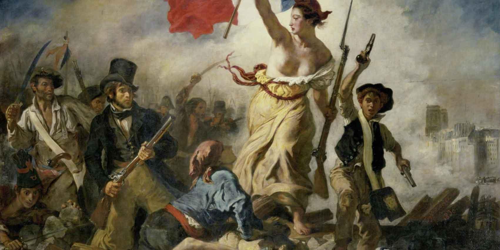 Resumo da Revolução Francesa