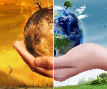 Exercícios sobre Aquecimento Global