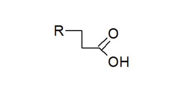 estrutura do acido graxo