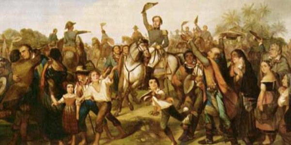 Exercícios sobre Inconfidência Mineira e Conjuração Baiana