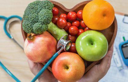 Nota de corte para Nutrição