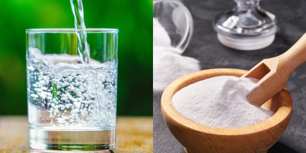 agua e sal