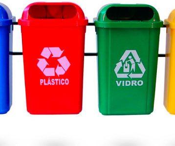 Exercícios sobre Lixo