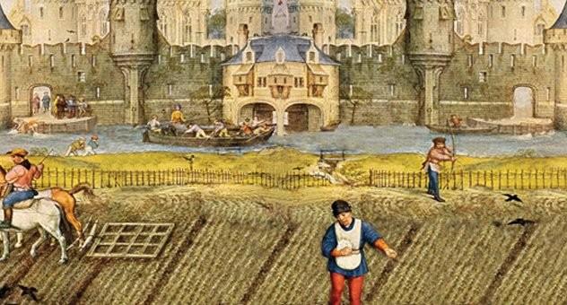 trabalho feudal