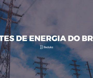 Fontes de Energia do Brasil