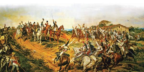 Como aconteceu a Independência do Brasil