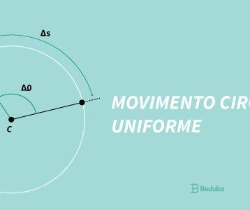 Exercícios sobre Movimento Circular Uniforme