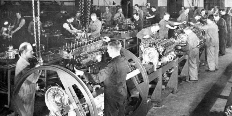 resumo da revolução industrial 1, 2 e 3