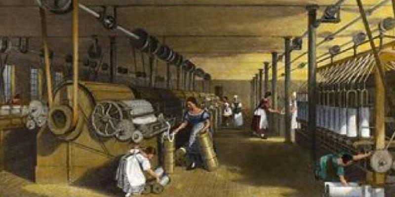 resumo da revolução industrial e a passagem para corporações