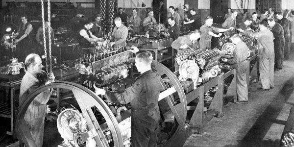 Resumo da Revolução Industrial