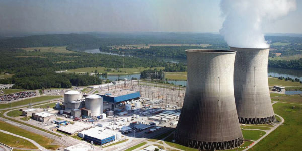 fonte de energia nuclear
