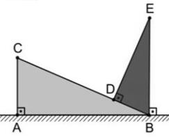 3 Exercícios de Triângulos