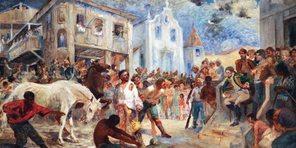 Como aconteceu a Revolta de Vila Rica
