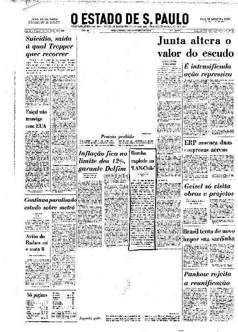 censura jornal