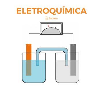 O que é Eletroquímica