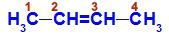 formula 1 Isomeria geométrica cis- trans