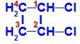 formula 2 Isomeria geométrica cis- trans
