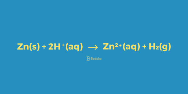 fórmula eletroquímica