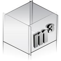 metro cubico Exercícios de Unidades de Medida