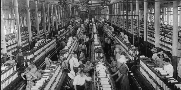 revolução industrial imperialismo