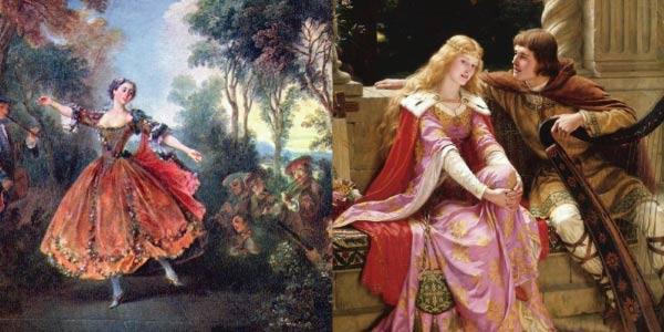 valorização da mulher Exercícios sobre Romantismo