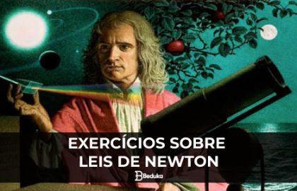 Exercícios sobre Leis de Newton