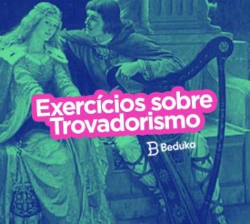 Exercícios sobre Torvadorismo