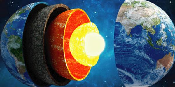 Quais são as Camadas da Terra