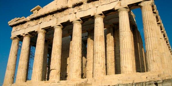 Arquitetura do período clássico da Grécia Antiga