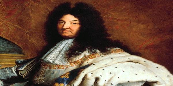 Luis-XIV rei absolutista
